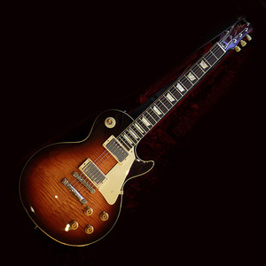 [중고] Gibson Custom 1959 Les Paul Reissue Gloss Faded Maple Leaf Burst w/Dark Back(2011년산)